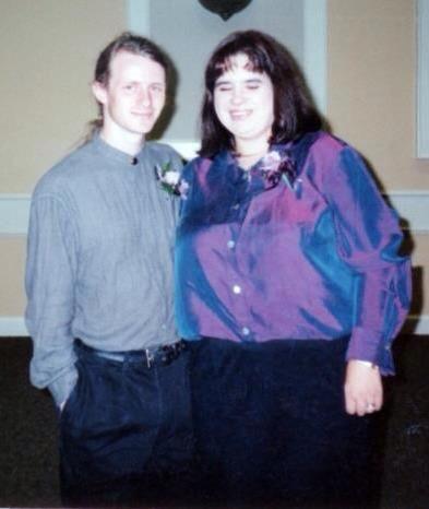 Anne & Ross 2000